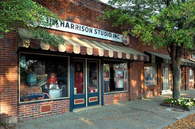 Jim Harrison Studio