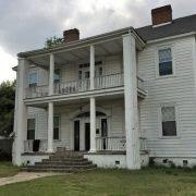 Judge Glover House Orangeburg
