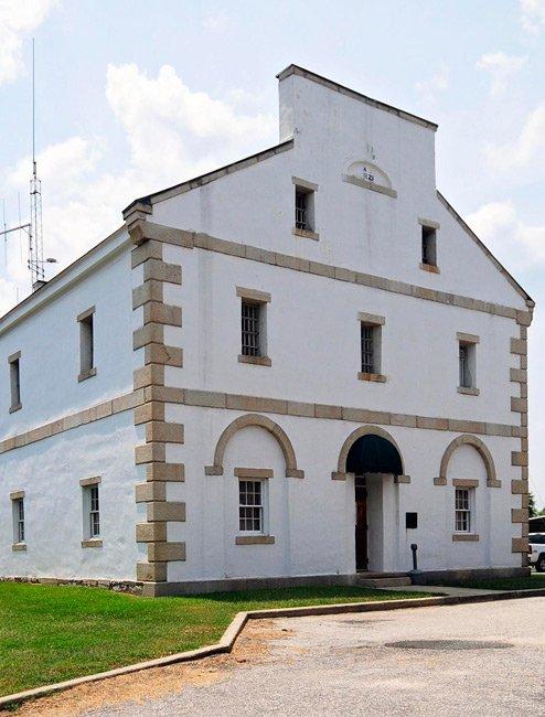 Lancaster Jail