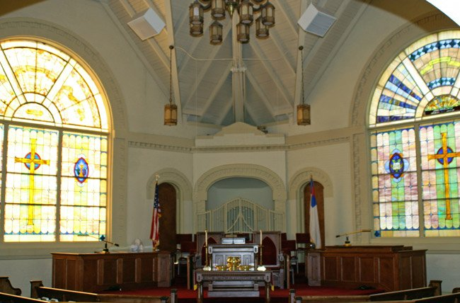 Lawtonville Baptist Church Hampton County