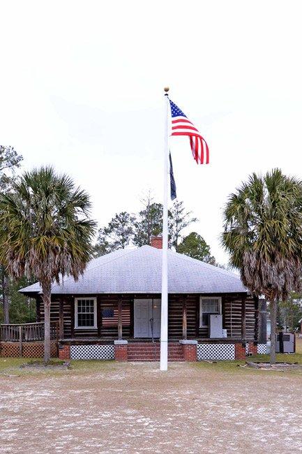 Legion Hut Hampton