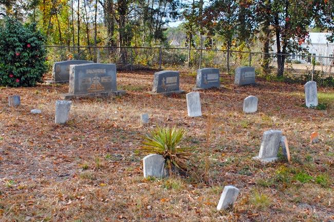 Lindler Family Cemetery