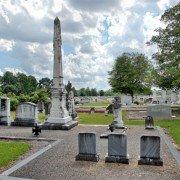 Long Cane Cemetery Obelisk