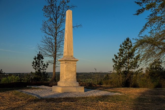 Marina Gregg Monument