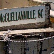 McClellanville Sign