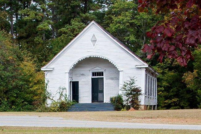 McCormick Mount Carmel ARP Church