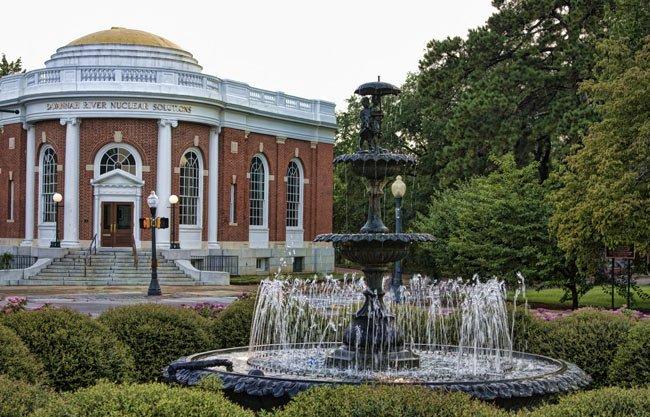 Morgan Fountain SC