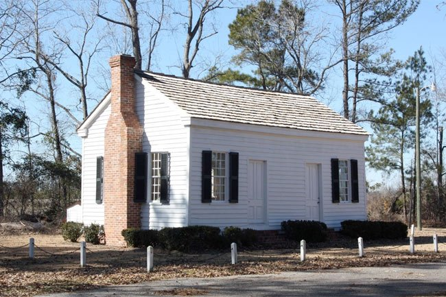 Mount Zion Presbyterian Session House
