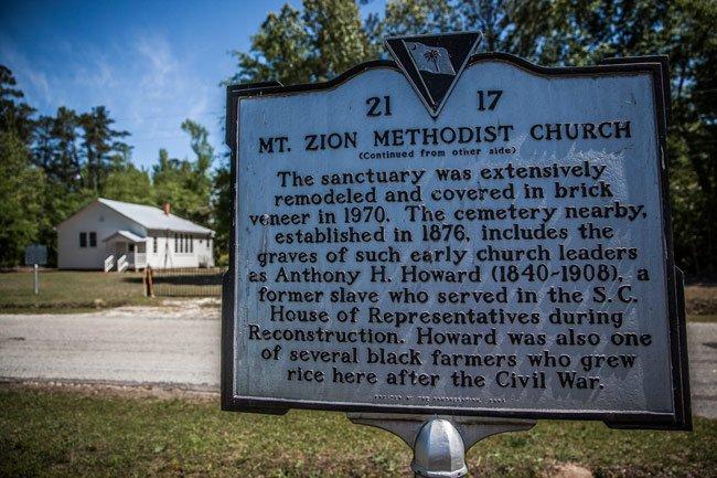 Mt Zion Methodist