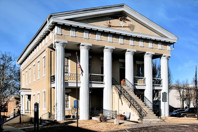Newberry Courthouse