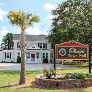 Olanta Town Hall