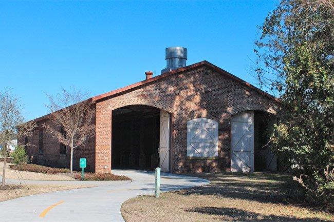 Old Beaufort Depot