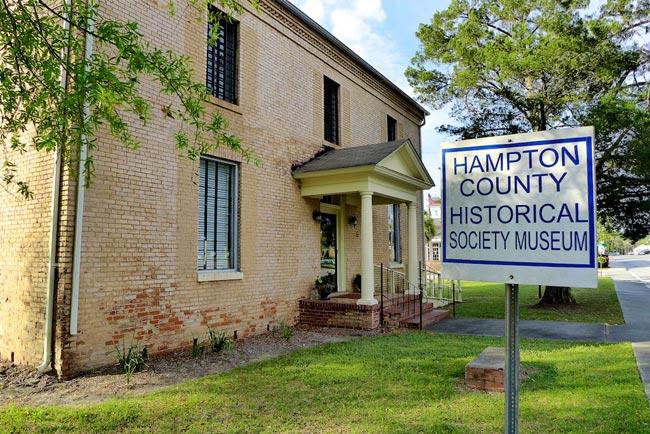 Old Jail Hampton