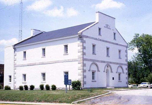 Old Lancaster Jail