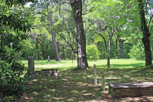 Old Wappetaw Cemetery