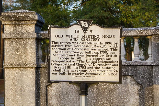 Old White Meeting House