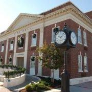 Orangeburg Town Clock