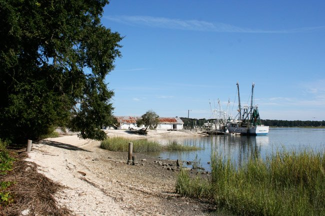 Bluffton Oyster Company on the May River