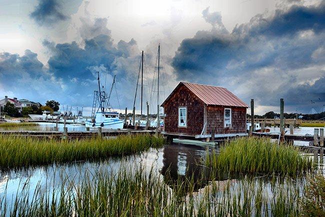 Pamela Talbird - Shem Creek