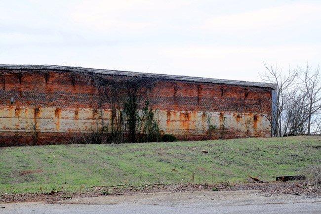 Pelzer Mill Warehouse