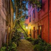 Philadelphia Alley in Charleston, SC