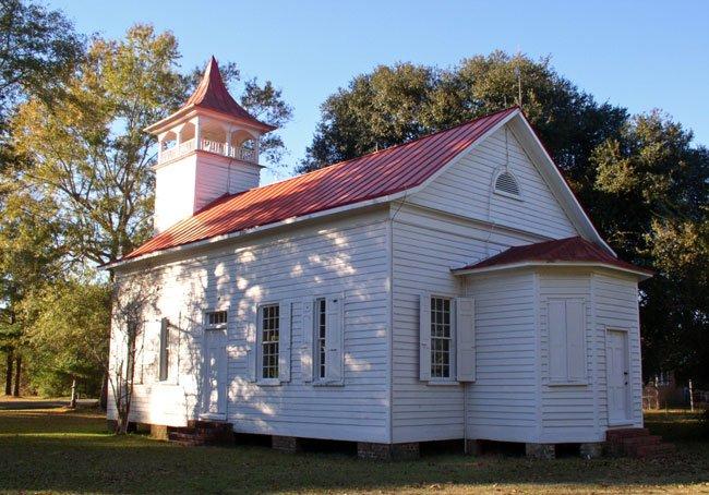 Pineville Church Berkeley County