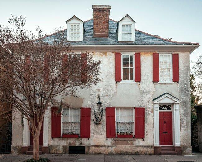 Pirate House Church Street