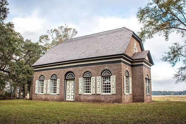 Pompion Hill Chapel