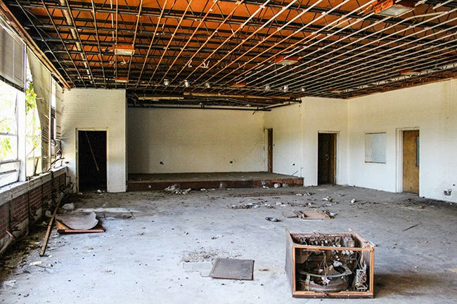 Prince-Carr Elementary School Interior