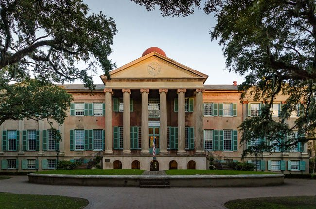 Randolph Hall Charleston