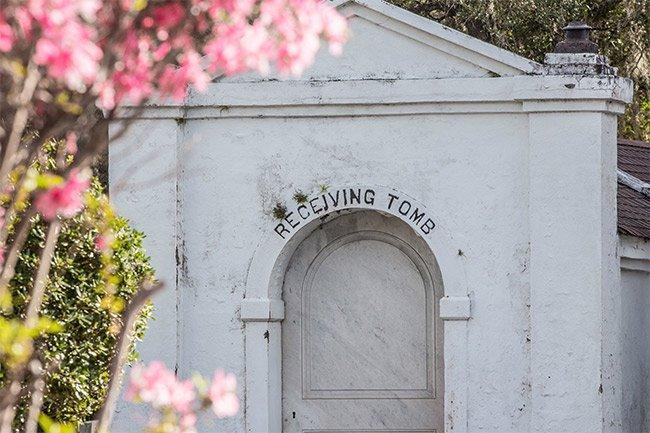 Bethany Cemetery Receiving Tomb