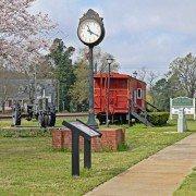 Ridge Spring Town Clock