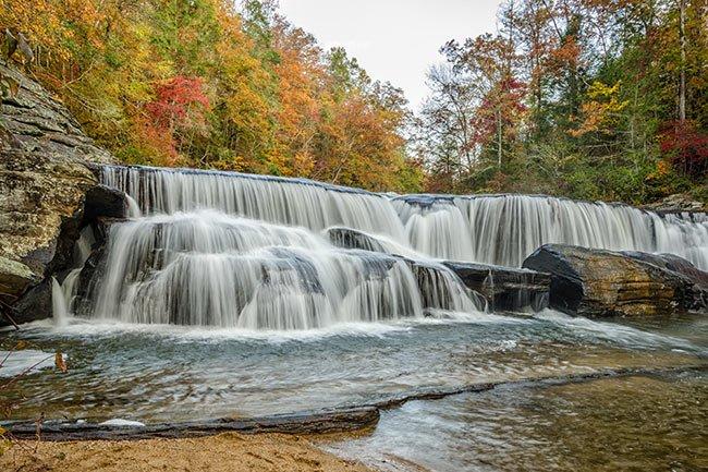 Riley Moore Falls