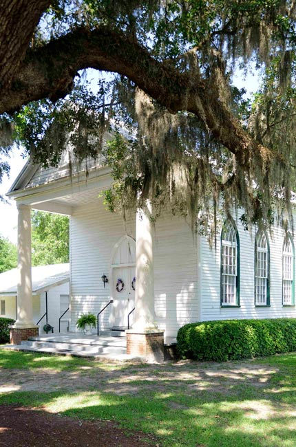 Robertville Baptist Church