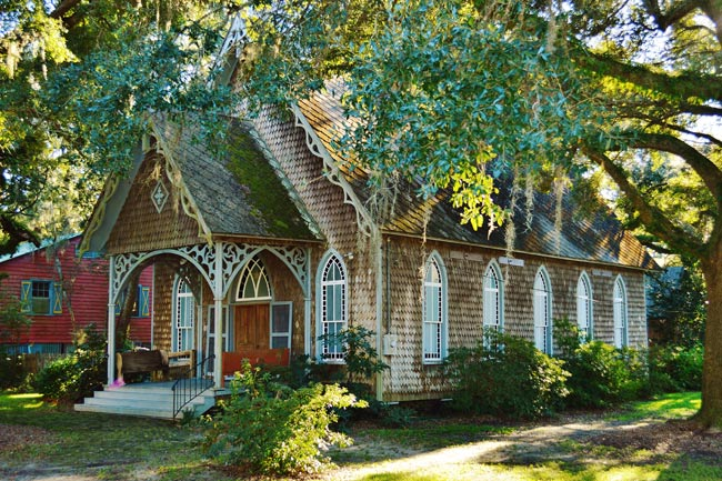 Saint James-Santee Episcopal Church