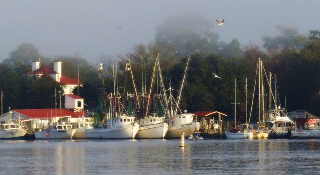 Sampit Boats