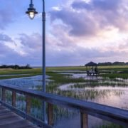 Shem Creek Boardwalk