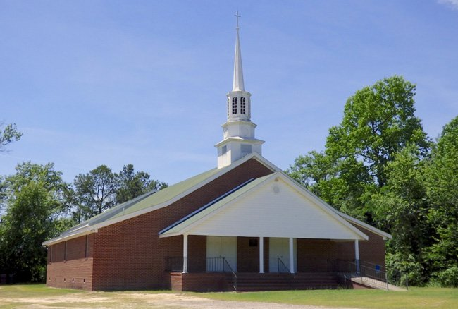 Silver Bluff Baptist Church