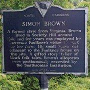 Simon Brown Marker