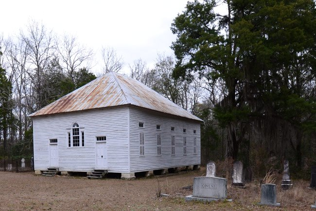 Smyrna Baptist Church Allendale