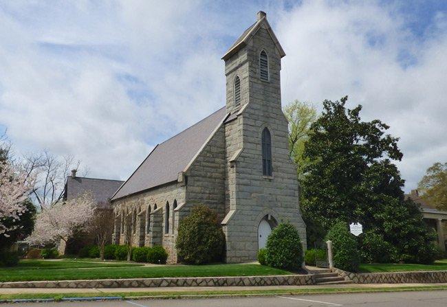 St. Mary's Catholic