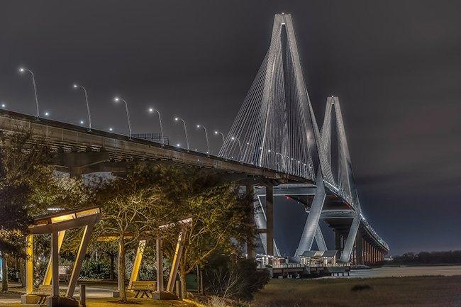Steve Rich - Arthur Ravenel Bridge