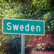 Town of Sweden