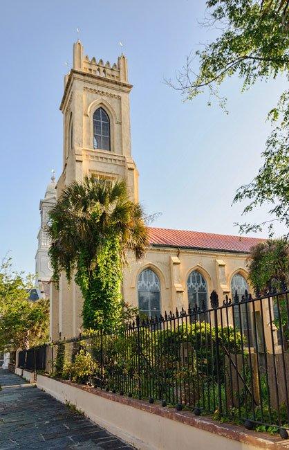 Unitarian Church Charleston