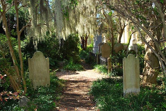 Unitarian Graveyard