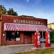 Vallentine's Gas Station