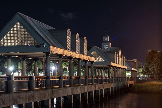 Waterfront Park Docks