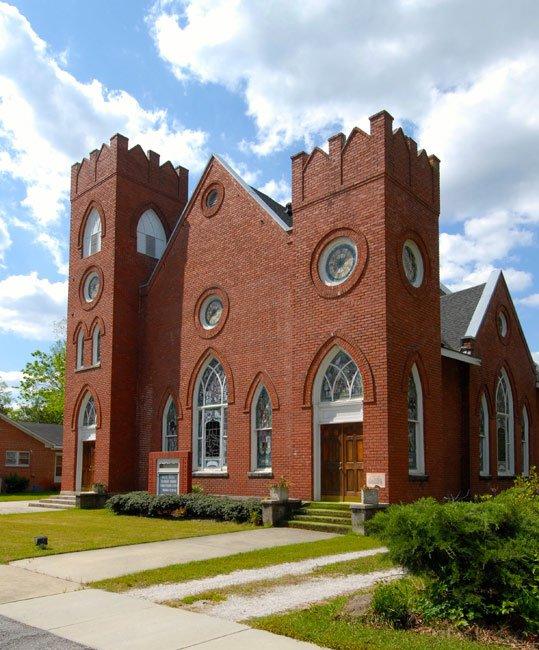 Wesley United Methodist Church