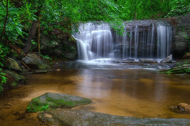 Wildcat Branch Falls