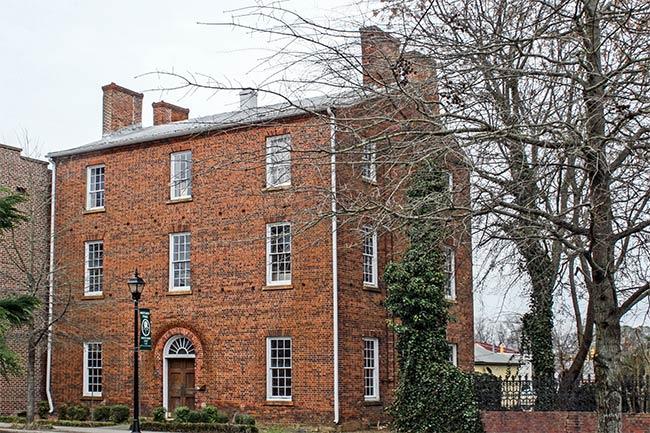 Wilson House (Yorkville Jail)